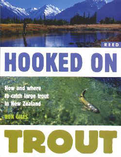 trout fishing books new zealand fly fishing books